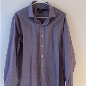 3 Large Men's Ralph Lauren shirts